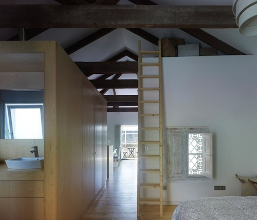 Príncipe's Box House by u+a arquitectura in architecture  Category