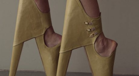 Scary Beautiful Shoes by Leanie van der Vyver