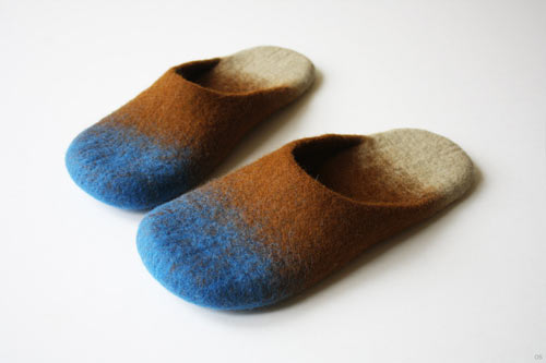wool-felted-glo-worm-slippers