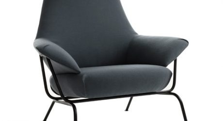Hai Lounge Chair by Luca Nichetto for One Nordic Furniture Company