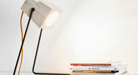 360° Lamp by Bongo Design