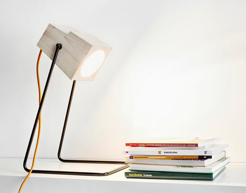 Simple Lamp Designs 360° lampbongo design - design milk