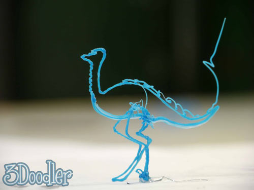 3D Pen Lets You Doodle Right off the Page and Into the Air in technology main art  Category