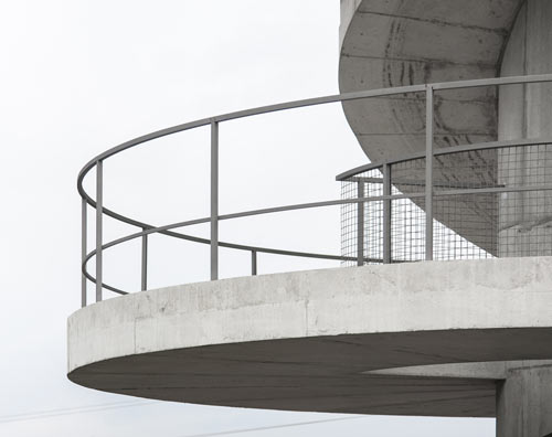 Modern Fire Station in Portugal by Álvaro Siza Vieira in main architecture  Category