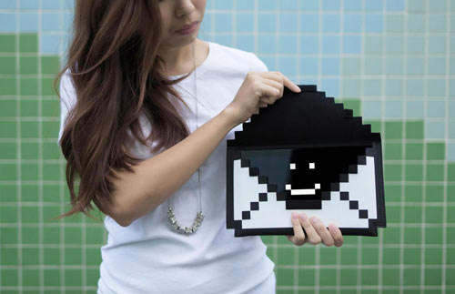 Big Big Pixel: Pixelate Your Gear While You Protect It in technology style fashion main  Category