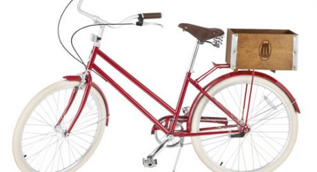 Special Edition Brooklyn Cruiser Bicycle for MoMA