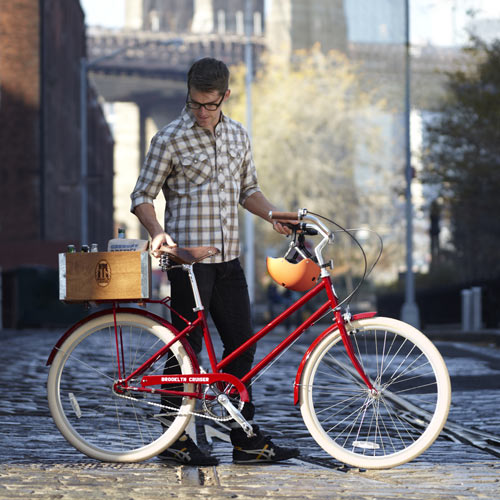 Special Edition Brooklyn Cruiser Bicycle for MoMA in style fashion main  Category