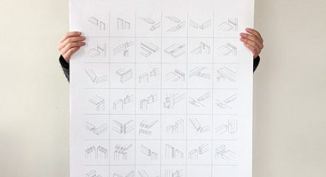 Joinery: A Poster by Brush Factory Design Studio