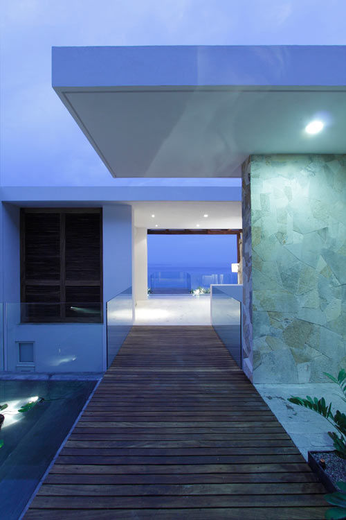 Amazing Beach Views: Casa ALMARE by Elías Rizo Arquitectos in architecture  Category