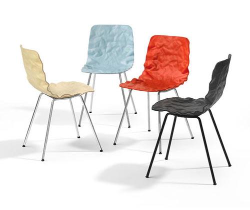 Dent Chair by o4i Design Studio for Blå Station