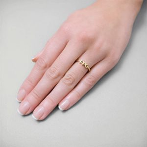 For Placement Only (FPO) Engagement Ring