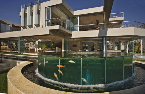 Glass House by Nico van der Meulen Architects Design Milk