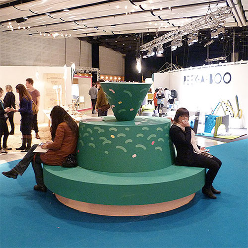 Greenhouse at the Stockholm Furniture Fair 2013 in main home furnishings  Category