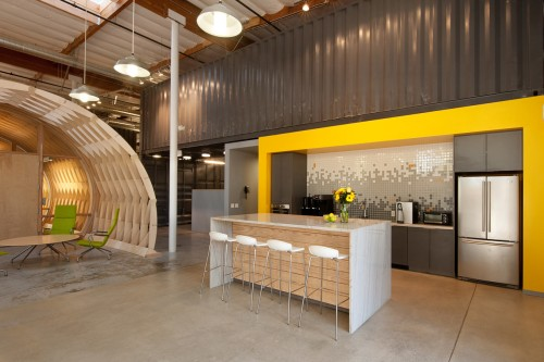 Cuningham Group Architecture Designs their Own LA Office in main interior design architecture  Category