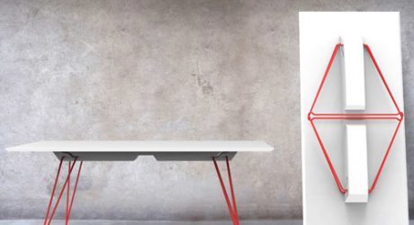 A Folding Table Called Lucy