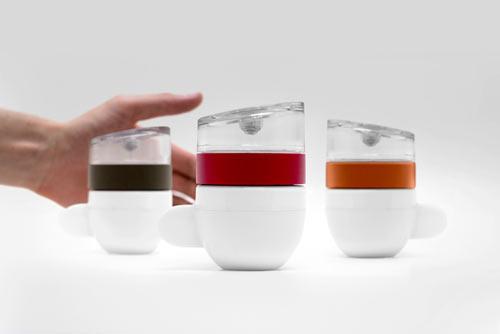 Piamo: An Espresso Maker for the Microwave