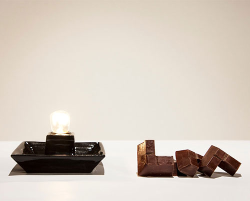 La lumiére au chocolat by Alexander Lervik