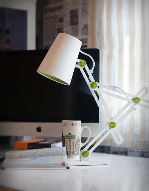Looker Desktop Lamp by Santiago Sevillano in home furnishings  Category