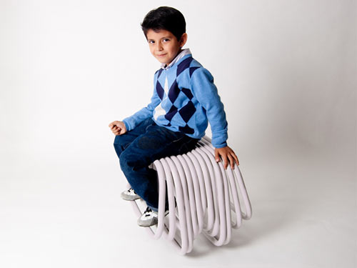CFE Rocking Seat by Mariana Aguila in main home furnishings  Category