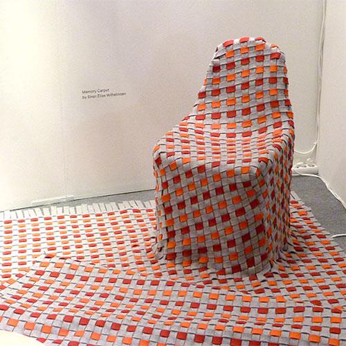 Memory Carpet by Siren Elise Wilhelmsen