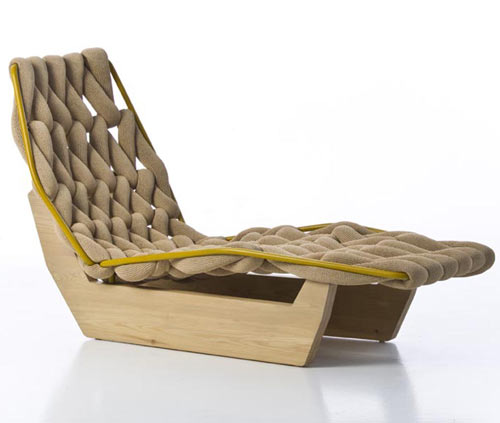 Get Out! Biknit by Patricia Urquiola for Moroso in home furnishings Category