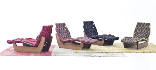 Biknit by Patricia Urquiola for Moroso in main home furnishings  Category