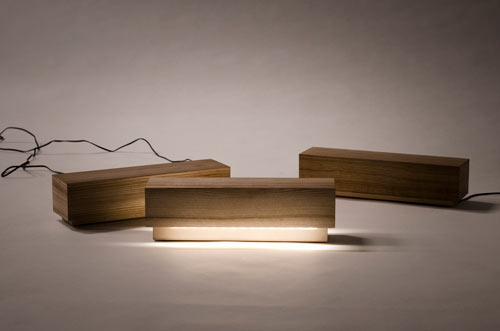 Mägi Bench & Log Lamp by Jari Nyman and Olli Mustikainen in main home furnishings  Category