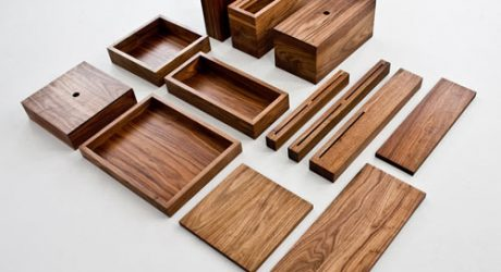 Beautiful Wooden Kitchen Accessories: OnOurTable 2013 Collection