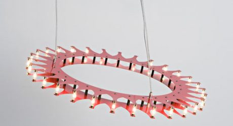 Schprokets Light Fixture by Christopher Moulder