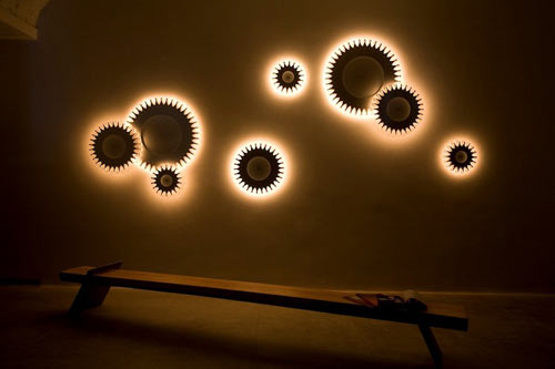 Schprokets Light Fixture by Christopher Moulder - Design Milk