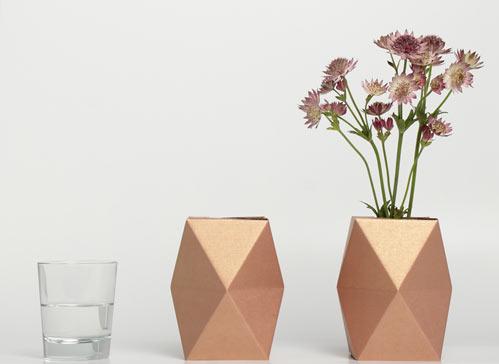 Turn Old Bottles Into Vases With Snugudios Snugse Design Milk