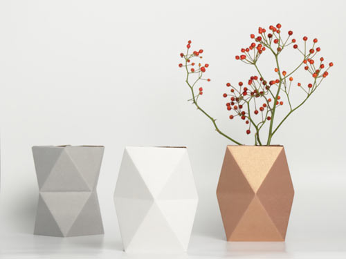 Turn Old Bottles into Vases with the snug.vase by snug.studio in home furnishings Category