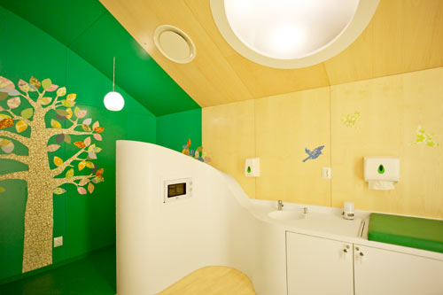 Nursery Room by Studio Dass