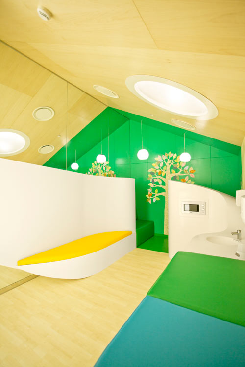 Nursery Room by Studio Dass in interior design  Category