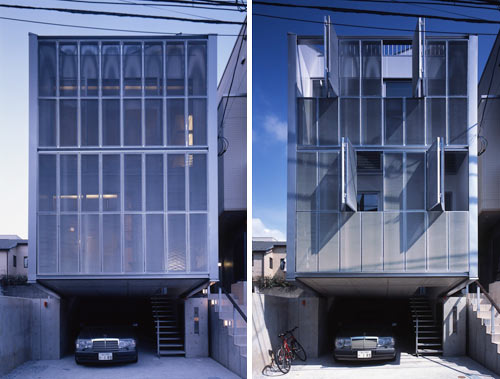 Tokyo Steel House by MDS