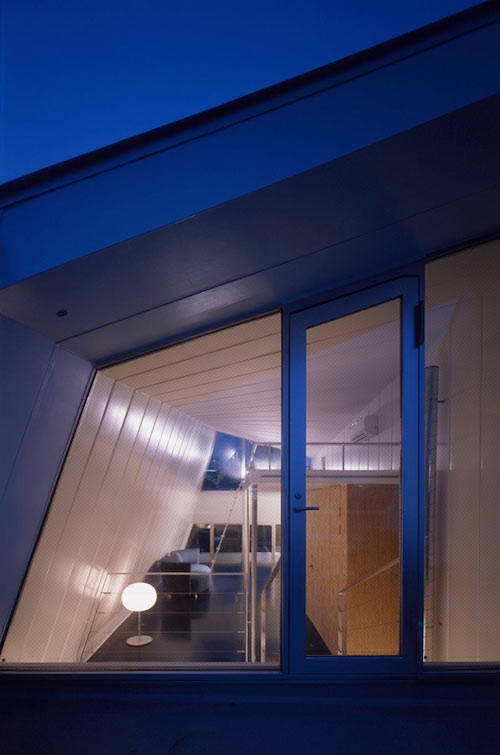 Tokyo Steel House by MDS in main architecture  Category
