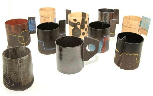 Naive Tableware by Vanja Bazdulj