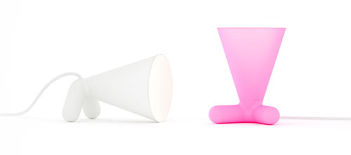 Yorky-lamp-artecnica-White-and-Pink