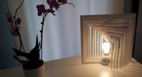 TATA Lamp by cbdisegno