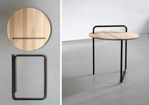 Clip Table by Jan Kochanski  in home furnishings  Category