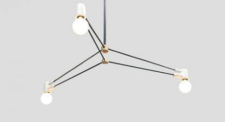 Cord Lighting Series by Brendan Ravenhill