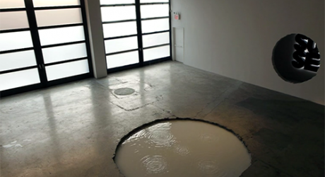 Doug Aitken Destroys a Gallery Floor