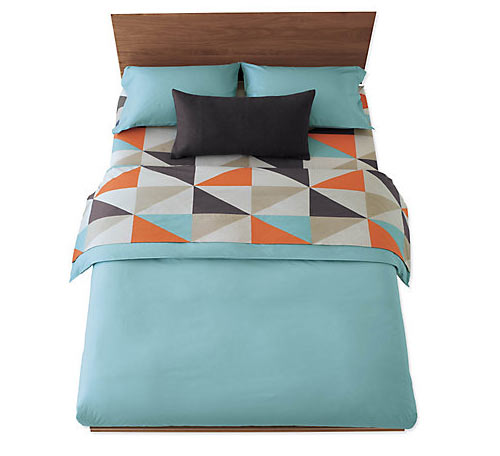 DWR Diamond Sheet Set by Judy White Studio