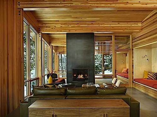 Interior Inspiration: 12 Fabulous Fireplaces