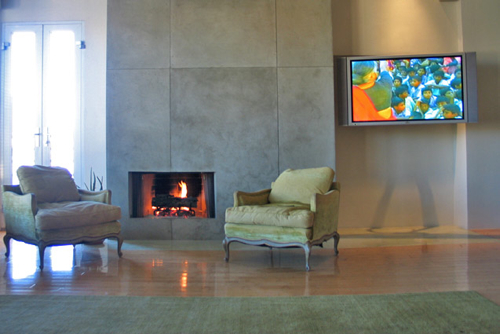 Interior Inspiration: 12 Fabulous Fireplaces in interior design  Category
