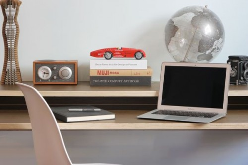 Float Wall Desk by Orange22 in main home furnishings  Category