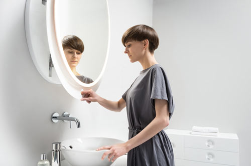Innovative Mirrors That Improve Your Posture by Miior in main home furnishings  Category