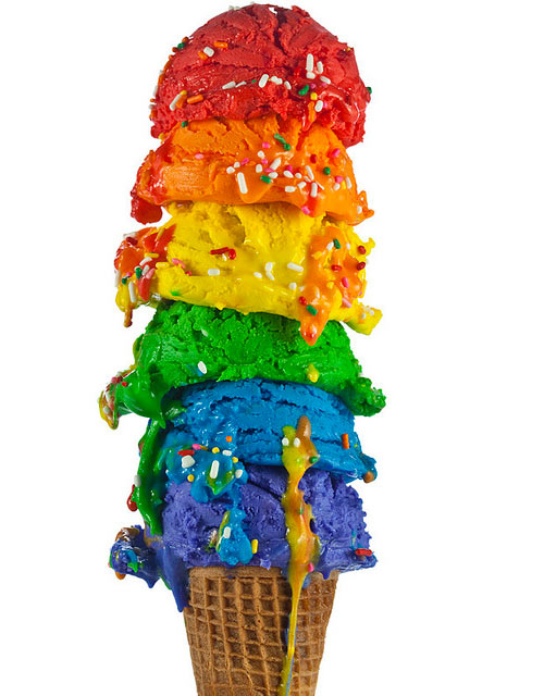 rainbow-ice-cream-cone-henry-hargreaves