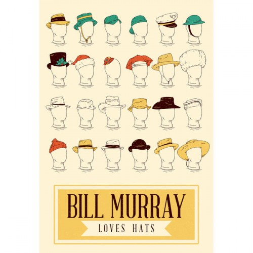 Fresh From the Dairy: Bill Murray Art in main art  Category