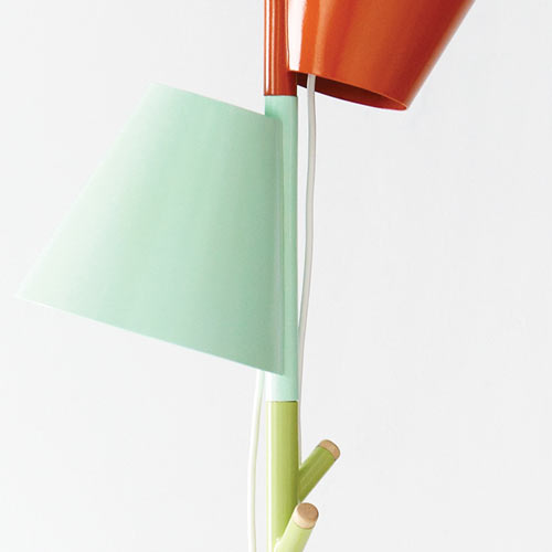 Stacking Lamp by William McDonald